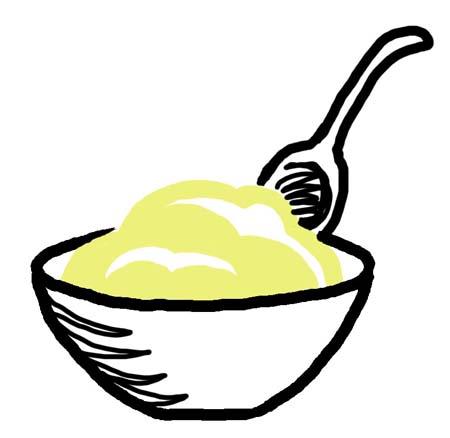 Banana Pudding clipart Cliparts Pudding Clipart Pudding