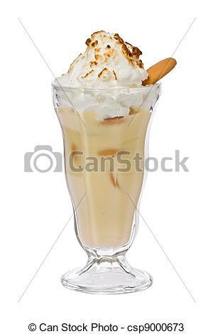 Banana Pudding clipart Photos with Stock csp9000673