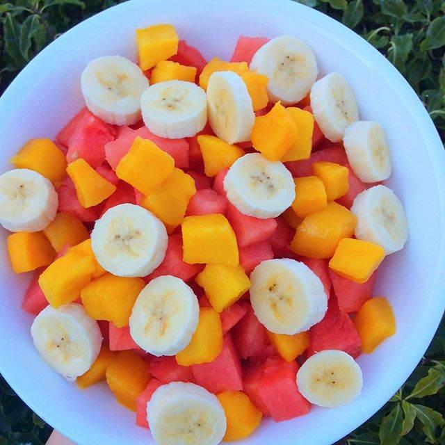 Banana Pudding clipart banana fruit And used banana such cream