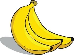 Banana Pudding clipart cartoon Pudding Clipart Bananas com Pudding
