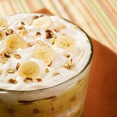 Banana Pudding clipart healthy Our deserved dessert Healthy Guilt