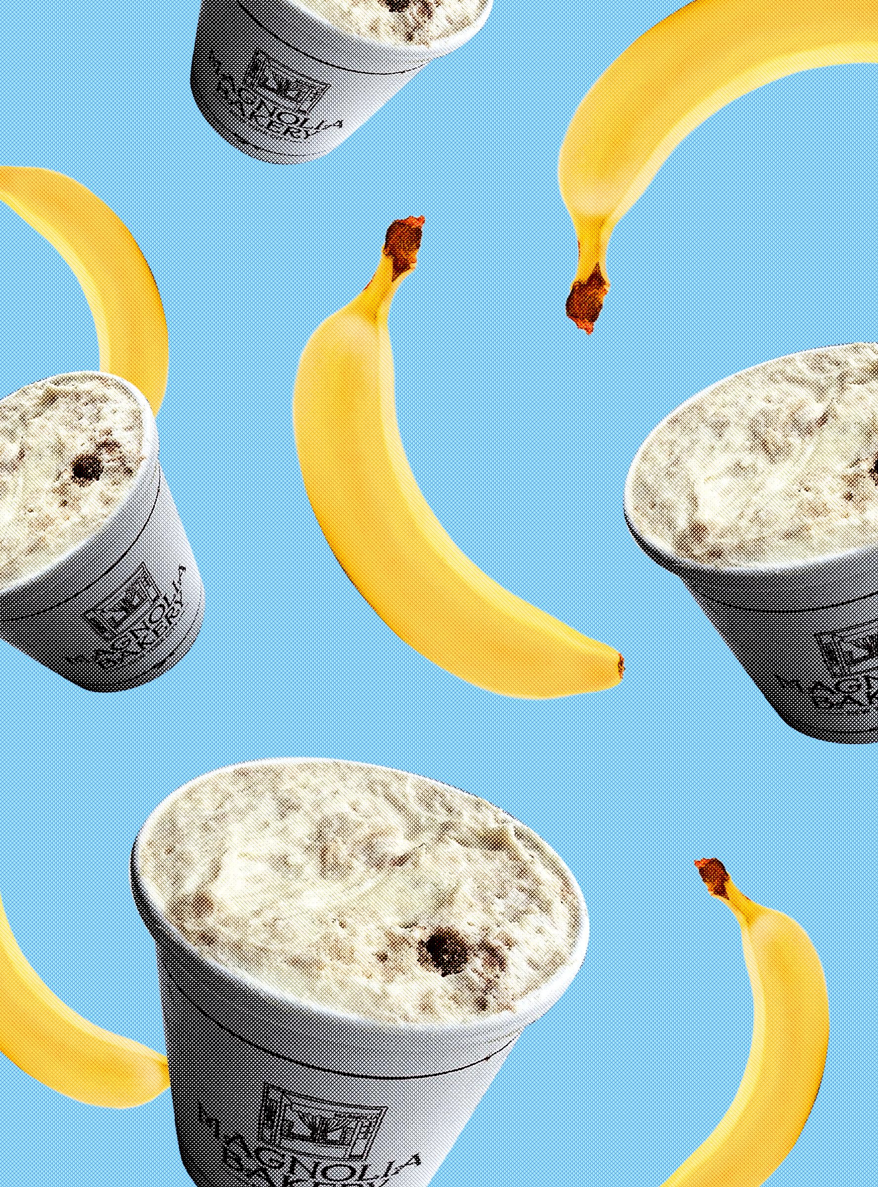 Banana Pudding clipart healthy Banana Pudding Recipe Magnolia