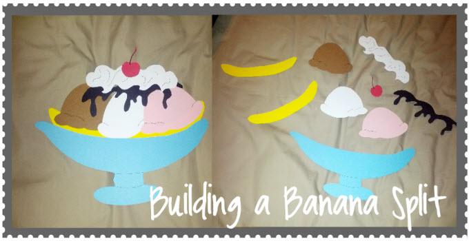 Banana Split clipart bananna Banana Building  a Split