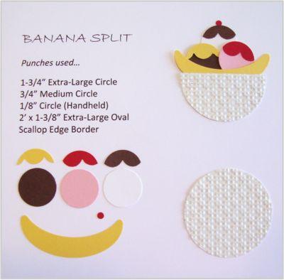 Banana Split clipart huge This Banana images Pinterest Find