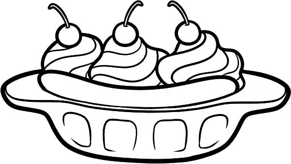 Banana Split clipart simple Quality Split Download Page Page