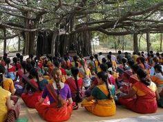 Banyan Tree clipart adyar Shivaji Students in Ravana the