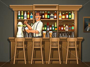 Bar clipart #8