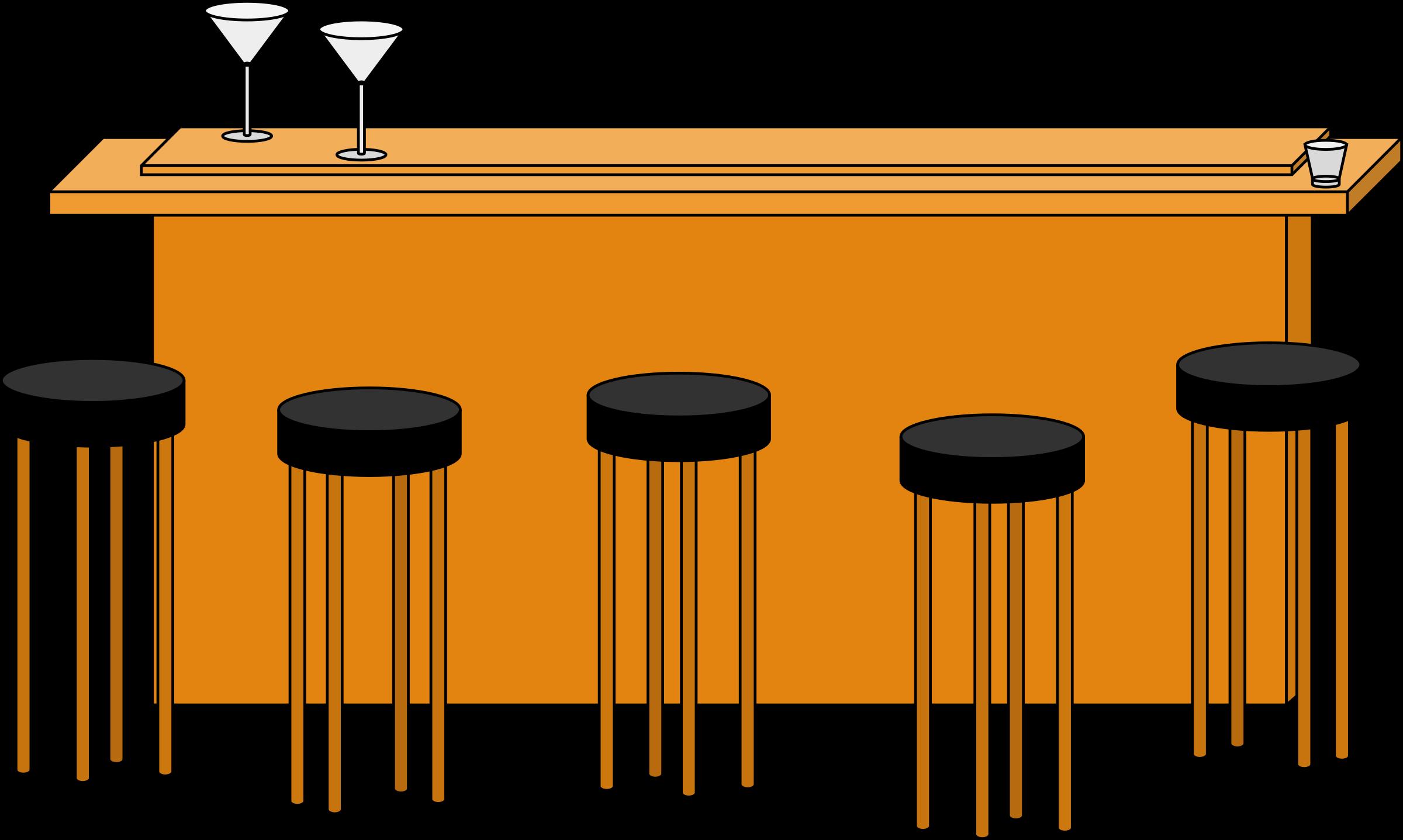 Bar clipart #9