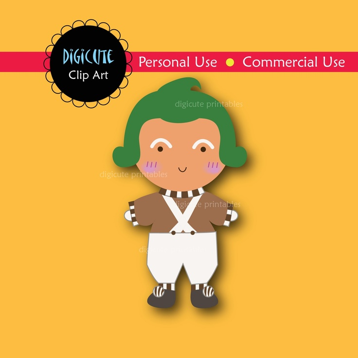 Bar clipart charlie and Factory Oompa use Birthday