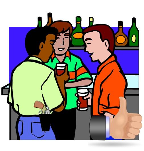 Bar clipart illegal #5
