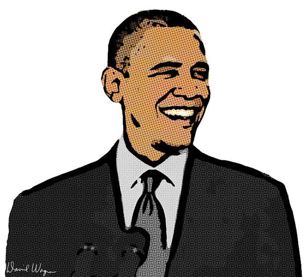 Barack Obama clipart 108; Obama Downloads Barack File