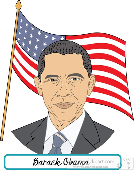 Barack Obama clipart With for 100 Search obama