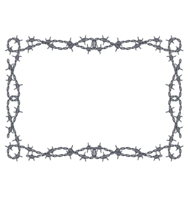 Barbed Wire clipart Barbed 719201 vector Barbed Clip