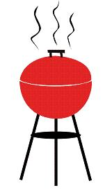Barbecue clipart bbq time Barbecue Free portable barbecue Clipart