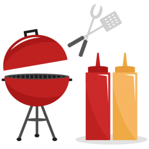 Barbecue clipart friends and family Bbq clipart WikiClipArt barbeque art