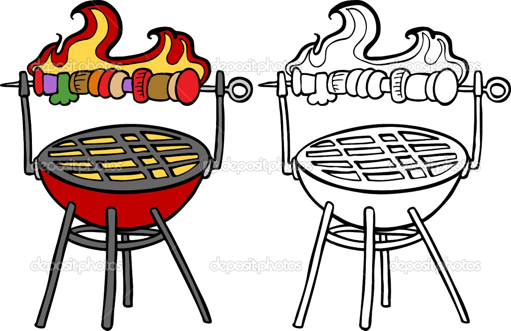 Bench clipart transparent Clipart Chicken Clipart Bbq Panda