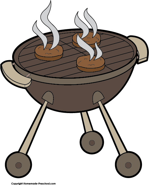 Barbecue clipart Click Image Clipart BBQ to
