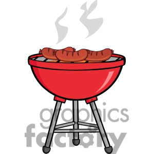 Hot Dog clipart fried Clipart Bbq Clipart White Free