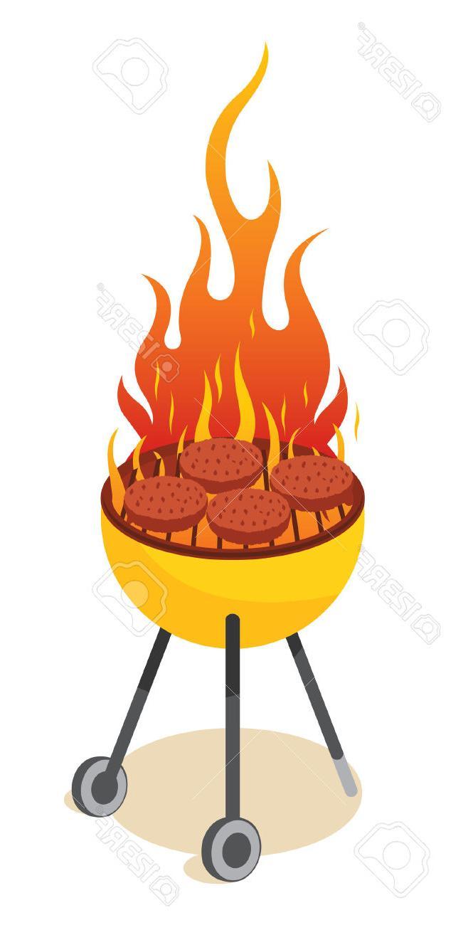Bonfire clipart fir Clipartfest Grills  Grill Cdr