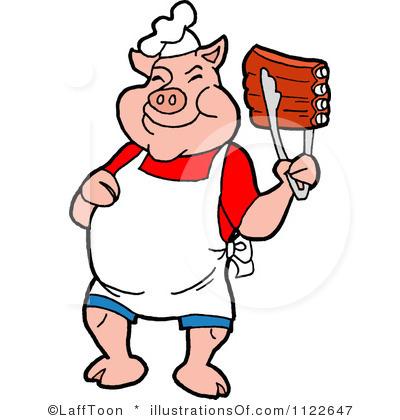 Barbecue clipart bbq rib Ribs Bbq cliparts Free Clipart