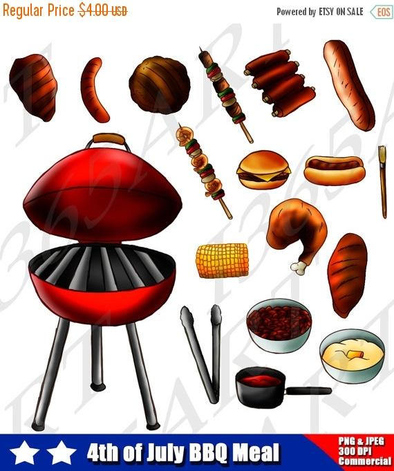 Hot Dog clipart cookout food Bbq Hot Sis 50% 50%