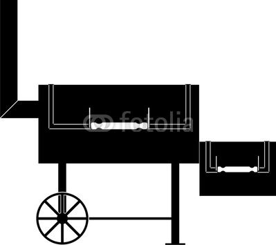 Barbecue clipart bbq smoke Pinterest Direct Smoker 17 2txt