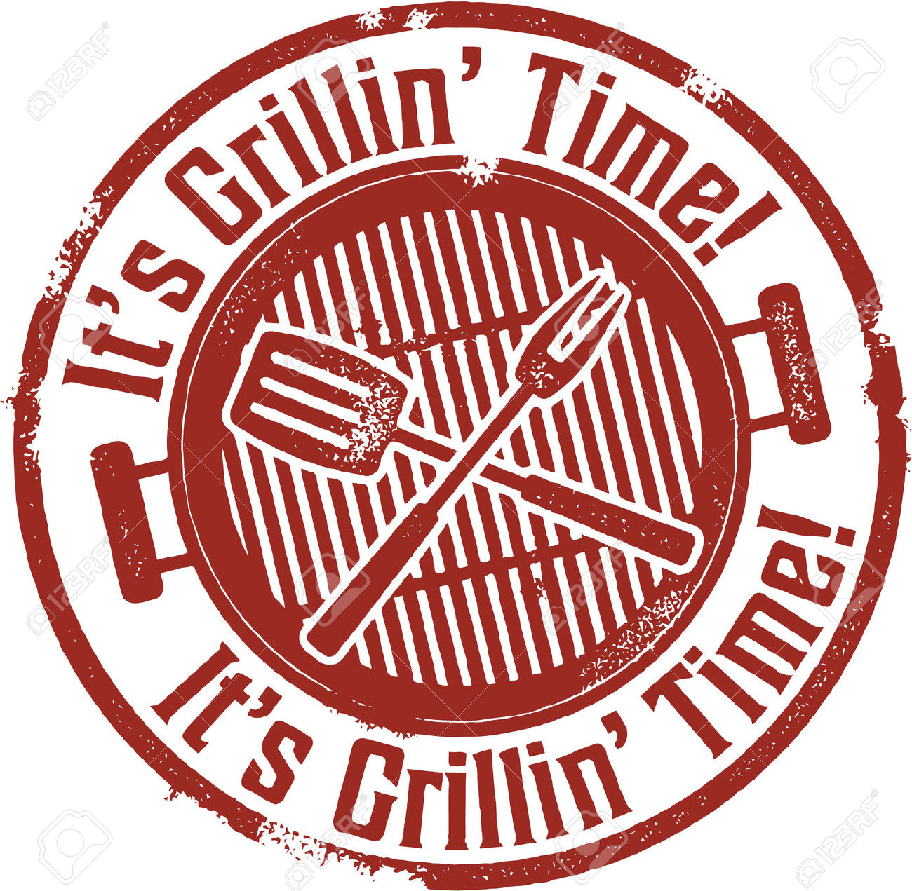 Barbecue clipart bbq time Cliparts Time Royalty S Grilling