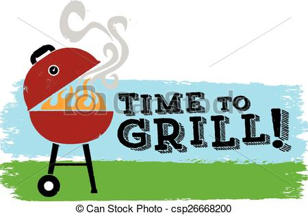 Barbecue clipart bbq time Csp26668200 Grill Time of to