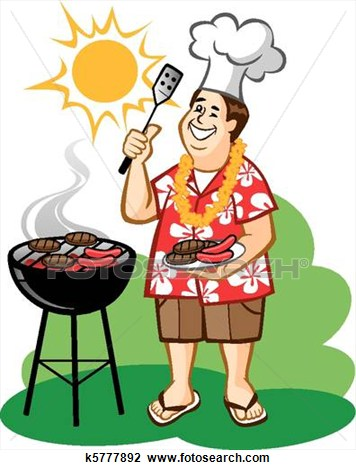 Barbecue clipart beach bbq Bbq Clipart Panda Church Images