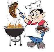 Barbecue clipart braai B Toronto Military B Fundraiser