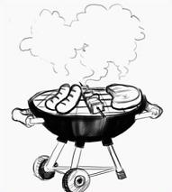 Barbecue clipart charcoal grill Free Charcoal Charcoal Grill Grill