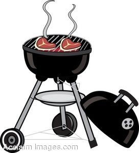 Barbecue clipart charcoal grill And clipart Grillin jpg sx1qipow