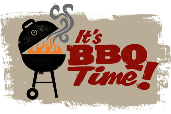 Barbecue clipart end summer To June year End School