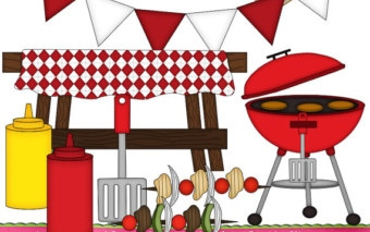 Barbecue clipart end summer  of End Israel Anshe