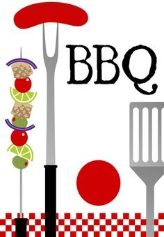 Barbecue clipart end summer Printable Free images #BBQ July