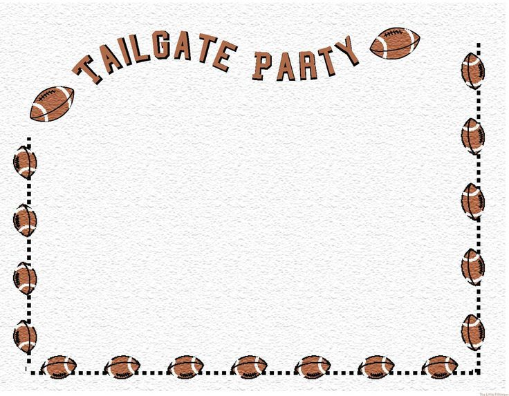 Barbecue clipart football tailgate On best Google tailgate images