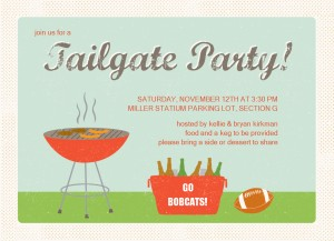 Barbecue clipart football tailgate BBQ Party BBQ Tailgate Printable