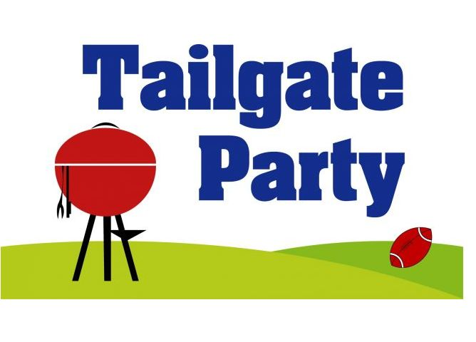 Barbecue clipart football tailgate Art  Download Tailgate Tailgate