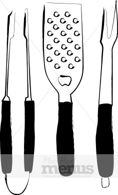Barbecue clipart grill tools Barbeque BBQ BBQ Clipart Clipart