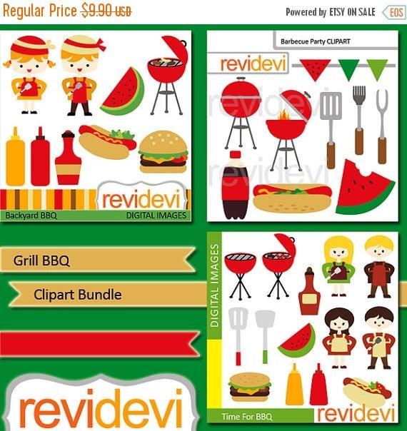 Ketchup clipart spot SALE Bundle hotdog 35% clipart