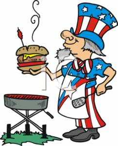 America clipart bbq Clipart Download Barbecue Barbecue Memorial
