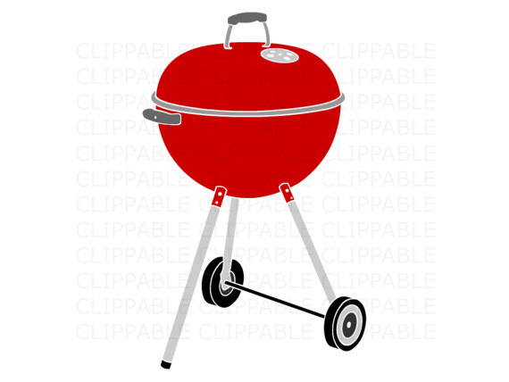 Barbecue clipart red grill From Instant PNG Patio Clip