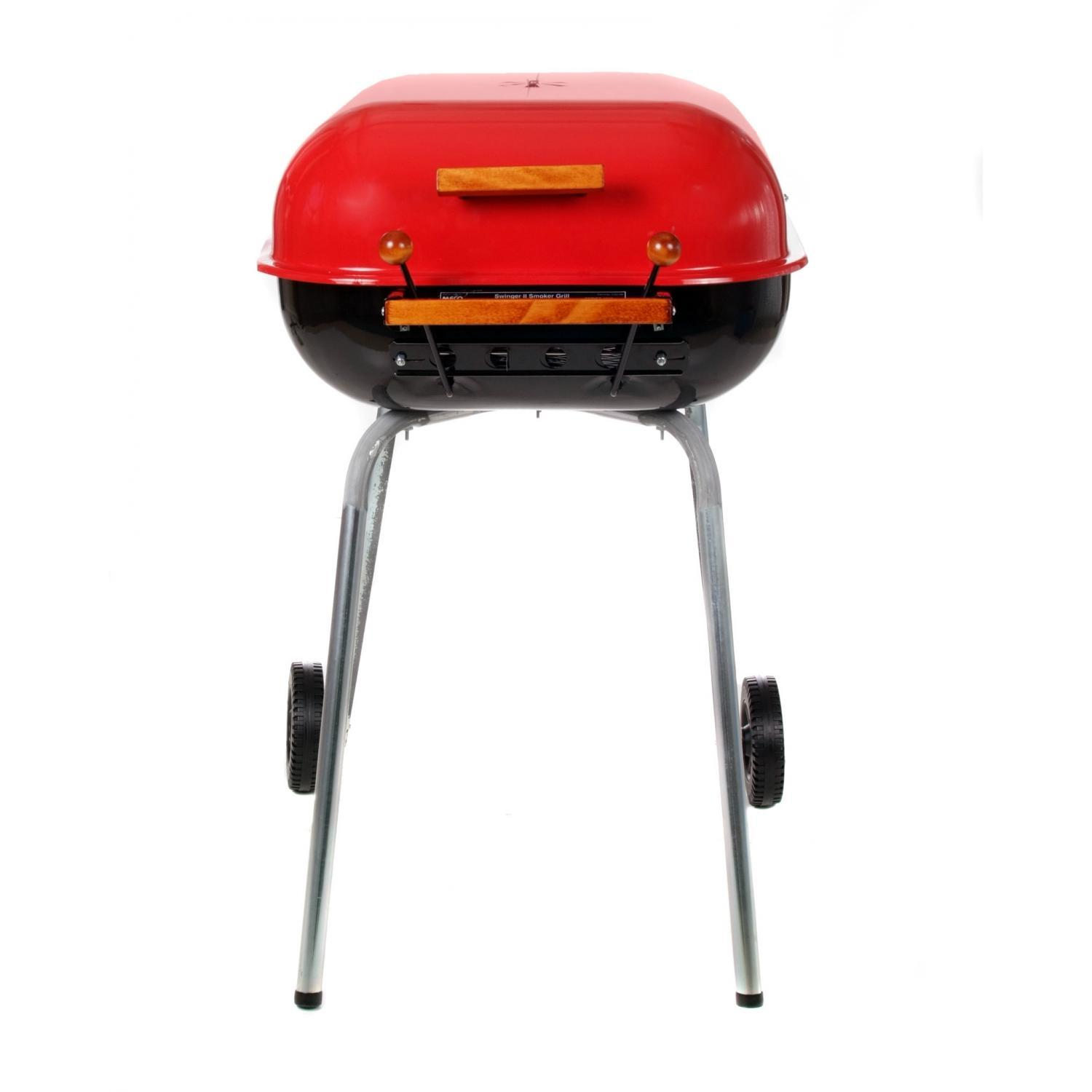 Barbecue clipart red grill With Charcoal Grill Charcoal Red