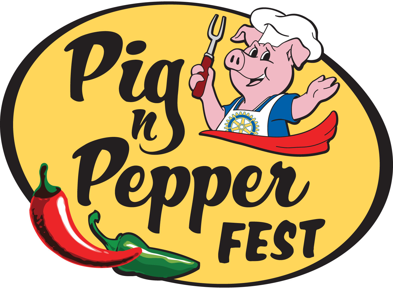 Barbecue clipart tailgate Fest  Pig n New
