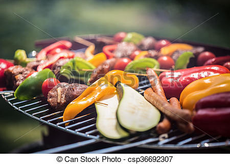 Barbecue clipart tasty  healthy healthy Tasty barbecue