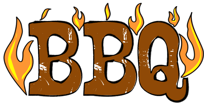 Barbecue clipart word Art: Barbecue Images Clip Clipart