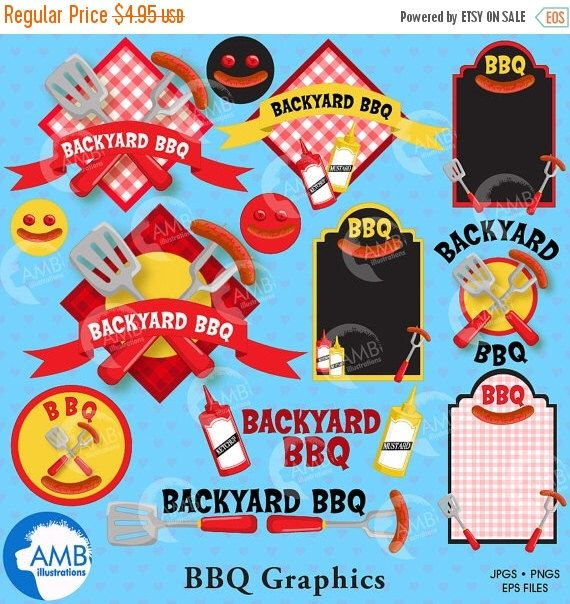 Barbecue clipart word Clipart 80%OFF Pinterest BBQ on