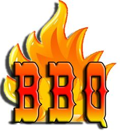 Barbecue clipart word Butchers The outs Cook Hungry