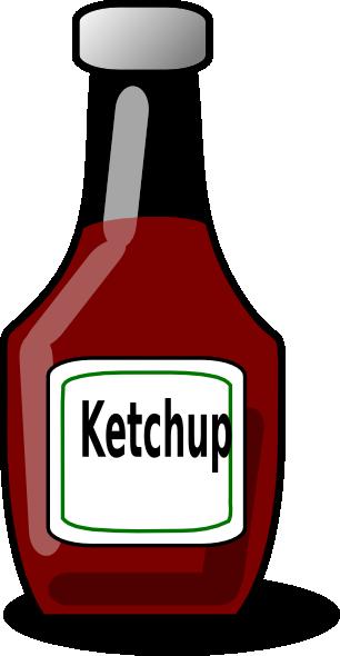 Ketchup clipart Clip dromhhj Clipart Free bbq