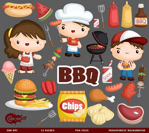 Barbecue Sauce clipart cute Clip Adorable best 38 images